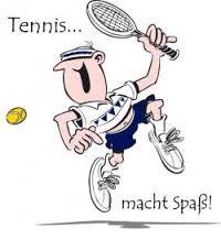 Tennis macht Spaß